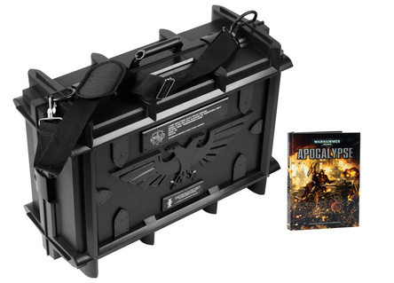 Warhammer 40k gamers edition bag from limited 6th edition ultimate.