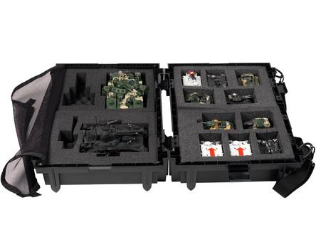 Warhammer 40k signal officer messenger bag limited gamers edition.