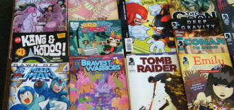 NEW COMICS IN TODAY!