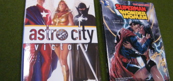 NEW GRAPHIC NOVELS IN TODAY!