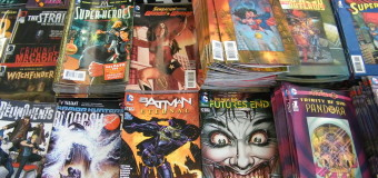 NEW COMICS IN TODAY! 9/17/14