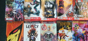 NEW COMICS IN TODAY! 10/22/14