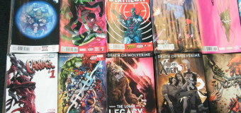NEW COMICS IN TODAY! 10/29/14