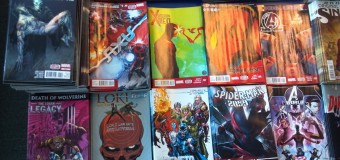 NEW COMICS IN TODAY! 10/15/14