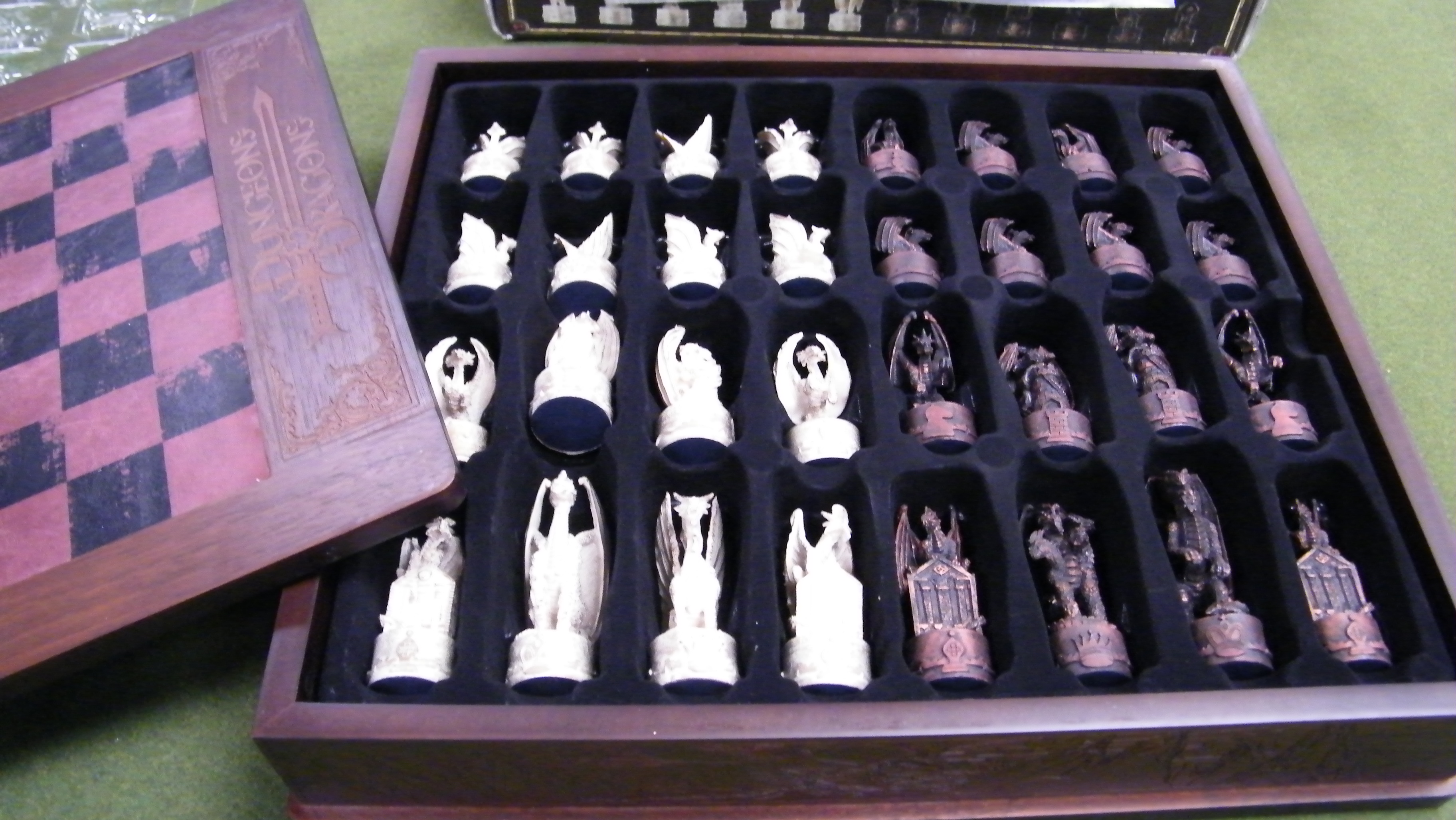 100 Coolest Chess Sets Chess Sets Wooden Chess Sets