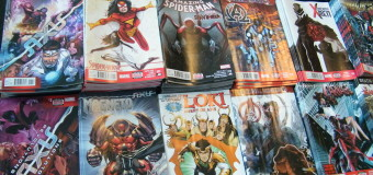 NEW COMICS IN TODAY! 11/19/14