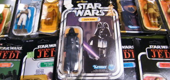 OOBER RARE! STAR WARS!