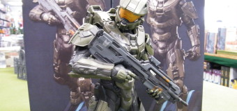 SPOTLIGHT ON KOTOBUKIYA'S HALO MASTER CHIEF!