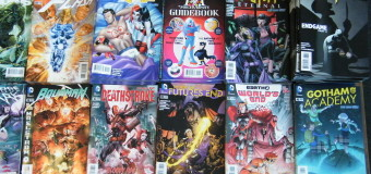 NEW COMICS IN TODAY! 1/28/15