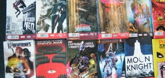NEW COMICS IN TODAY! 2/18/15