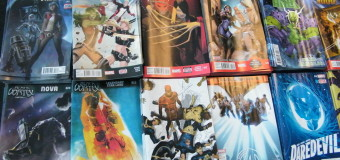 NEW COMICS IN THIS WEEK! 03/25/15