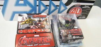 HEROCLIX! AVENGERS: AGE OF ULTRON OUT TODAY!