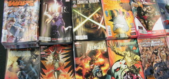 NEW COMICS IN TODAY! 5/13/15