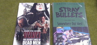 NEW GRAPHIC NOVELS IN TODAY! 5/20/15