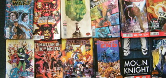 NEW COMICS IN TODAY! 5/20/15