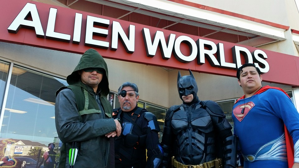 Alien Worlds San Antonio S Best Comic And Hobby Store