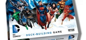 Staff Game Review: DC Comics Deck Building Game