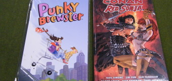 NEW GRAPHIC NOVELS IN TODAY! 7/29/15
