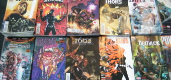 NEW COMICS IN TODAY! 7/29/15