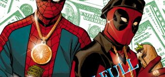 Marvel Pays Respects to Hip Hop Classics