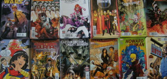 NEW COMICS IN TODAY! 8/19/15
