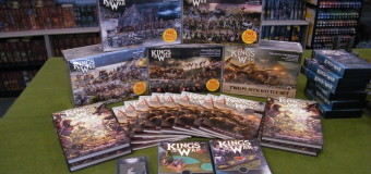 KINGS OF WAR RE-STOCK! 8/25/15