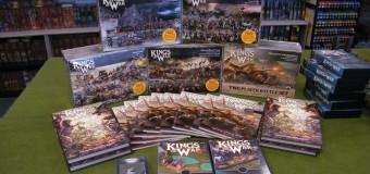 KINGS OF WAR RE-STOCK! 8/25/15