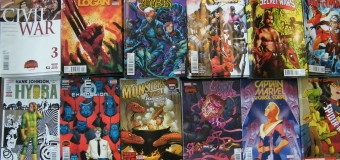 NEW COMICS IN TODAY! 8/26/15