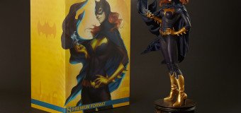 SIDESHOW'S NEW BATGIRL! IN STOCK TODAY!