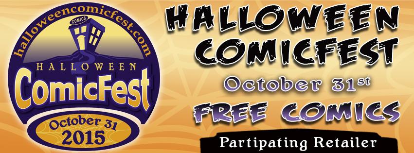 HALLOWEEN COMIC FEST @ ALIEN WORLDS OCTOBER 31ST! | Alien Worlds