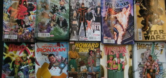 NEW COMICS IN TODAY! 11/4/15