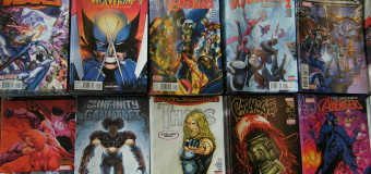 NEW COMICS IN TODAY! 11/11/15