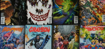 NEW COMICS IN TODAY! 1/27/16