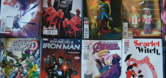 NEW COMICS IN TODAY! 2/3/16