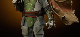 SIDESHOW HOT TOYS NEW BOBA FETT!