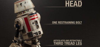 SIDESHOW HOT TOYS NEW R5-D4!