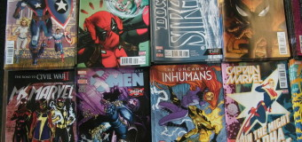 NEW COMICS IN THIS WEEK! 5/25/16