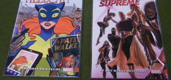 NEW GRAPHIC NOVELS IN TODAY! 6/15/16