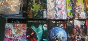 NEW COMICS IN TODAY! 6/15/16
