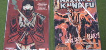 NEW GRAPHIC NOVELS IN TODAY! 6/22/16