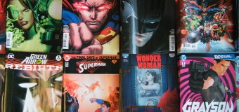 NEW COMICS IN TODAY! 6/29/16