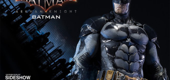 SIDESHOW PRIME 1 BATMAN STATUES ARE IN! ALMOST 3 FOOT TALL!