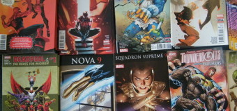 NEW COMICS IN TODAY! 7/20/16