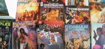 NEW COMICS IN TODAY! 8/24/16