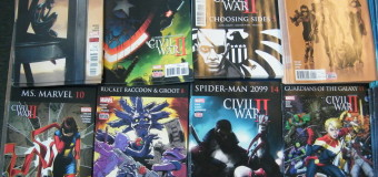 NEW COMICS IN TODAY! 8/31/16