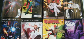 NEW COMICS IN TODAY! 9/7/16