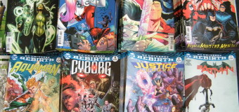 NEW COMICS IN TODAY! 9/21/16