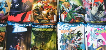 NEW COMICS IN TODAY! 9/28/16