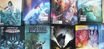 NEW COMICS IN TODAY! 12/21/16