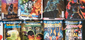 NEW COMICS IN TODAY! 12/28/2016